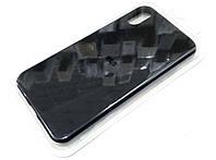 Чехол для iPhone X / iPhone XS силиконовый Molan Cano Jelly Case матовый черный