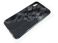 Чехол для iPhone XS Max силиконовый Molan Cano Jelly Case матовый черный
