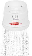 Проточный душевой водонагреватель Horizon ST-05 5400W White (7663)