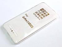 Чехол для Asus Zenfone 5 A500CG / A501CG / A500KL / Zenfone 5 Lite A502CG силиконовый ультратонкий прозрачный