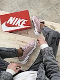Женские кроссовки Nike Tekno M2K в стиле найк текно Розовые (Реплика ААА+), фото 5