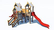 Детский игровой комплекс «ПЛАСТ-6» IК-6.76, фото 3