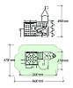 Детский игровой комплекс «ПЛАСТ-6» IК-6.76, фото 6