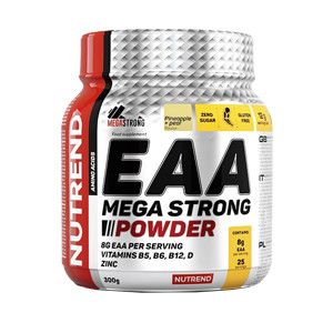 Спортивное питание Nutrend EAA Mega Strong Powder