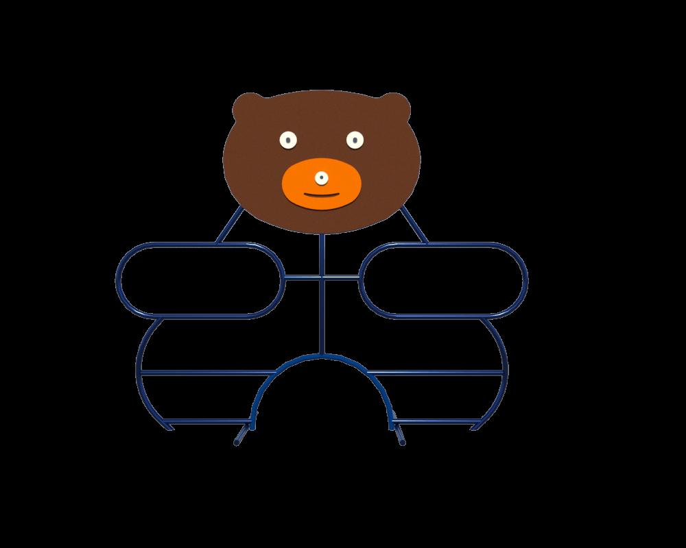 Лазалка Медвежонок