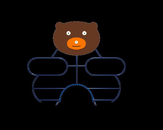 Лазалка Медвежонок, фото 2