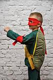 Костюм дитячий карнавальний Ніндзя-черепашка (579.01), фото 3