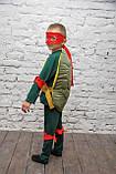 Костюм дитячий карнавальний Ніндзя-черепашка (579.01), фото 4