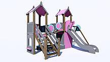 Детский игровой комплекс IK-6.02, фото 3