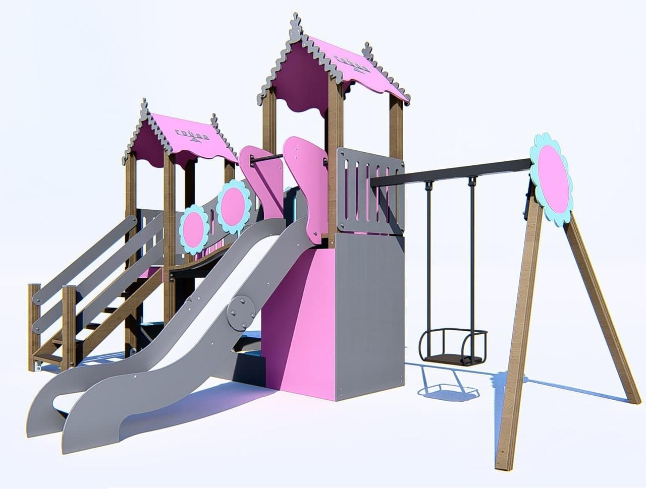 Детский игровой комплекс IK-6.02