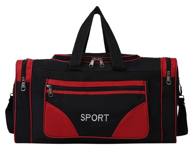 Сумка спортивная с карманами