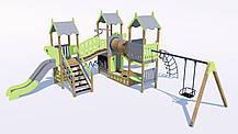 Детский игровой комплекс «Карамелька» IK-6.03, фото 3