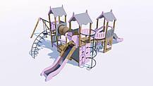 Детский игровой комплекс «Карамелька» IK-6.03, фото 2