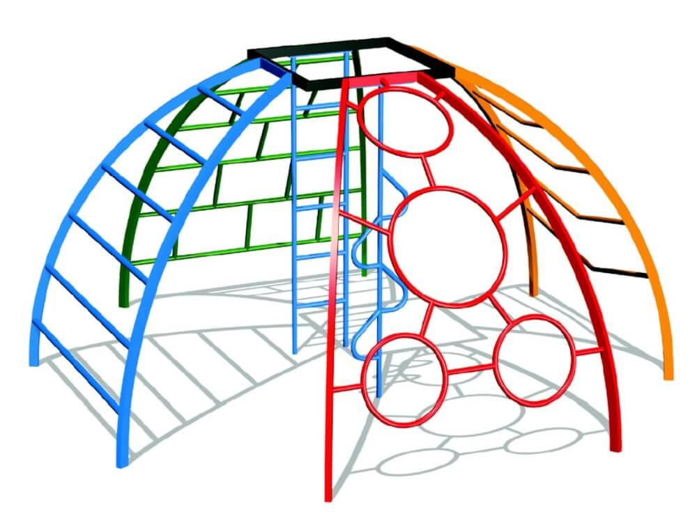 Рукоход Сфера Шесть элементов