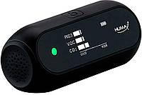 Анализатор качества воздуха Huma-i black (CO2, VOC, PM2.5, PM10, Temp., Hum.)