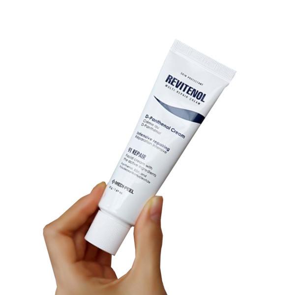Антивозрастной крем с пантенолом и полинуклеотидами Medi-Peel Revitenol Multi Repair Cream 50g