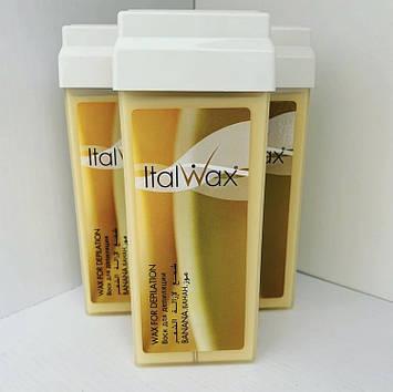 Воск в кассете (в картридже) Банан Ital Wax (Италия) 100мл