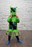 Костюм дитячий карнавальний Майнкрафт (580.01), фото 2
