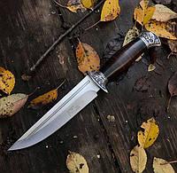 Охотничий нож с чехлом Colunbia X2 - 30см / G-67