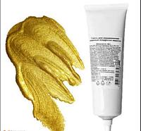 Пищевые гелевые красители пр-ва топ продукт 100г золотой