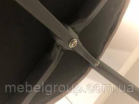 Стілець S-118 чорний вельвет, фото 2