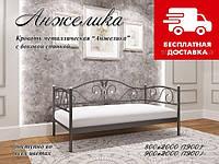 Кровать-диван 80*190 Анжелика мини металлическая