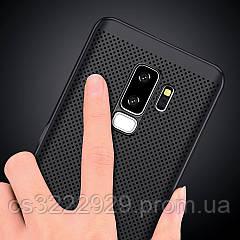 Ультратонкий дышащий чехол на Samsung Galaxy S8 S9 S10 S10Plus