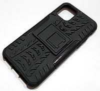 """Чехол для Apple iPhone 11 Pro 5.8"""" бампер противоударный бронированный TOTO Dazzle kickstand"""