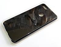 Чехол для Huawei Y7 2018 / Y7 Prime 2018 / Honor 7C Pro силиконовый Molan Cano Jelly Case черный