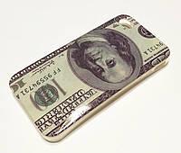 Чехол Moshi для iPhone 4 / 4s силиконовый c рисунком 100 долларов