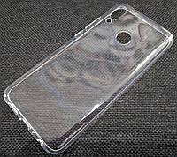 Чехол для Huawei Y9 (2019) силиконовый прозрачный