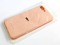 Чехол для Huawei Honor 10 силиконовый Molan Cano Jelly Case матовый розовый