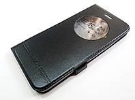 Чехол книжка с окошком momax для Lenovo ZUK Z1 черный