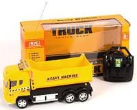 Игрушка Радиоуправляемая Машинка на батарейках Самосвал Truck 25 см 666-80, ЕА13831