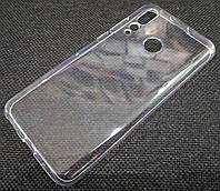 Чехол для Huawei nova 4 силиконовый прозрачный