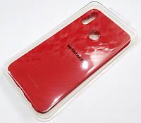 Чехол для Huawei P smart 2019 / Honor 10 Lite силиконовый Molan Cano Jelly Case матовый красный