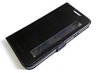 Чехол книжка с окошком momax для LG X Style K200DS черный