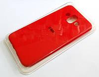 Чехол для Samsung Galaxy J7 Duo J720 силиконовый Molan Cano Jelly Case матовый красный
