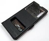 Чехол книжка с окошками momax для Samsung Galaxy A50 SM-A505F/DS