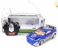 Игрушка Радиоуправляемая Машинка на батарейках Racing Car 16 см 969-F1