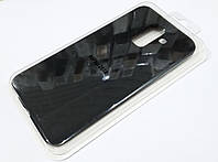 Чехол для Samsung Galaxy A6 A600 2018 силиконовый Molan Cano Jelly Case матовый черный