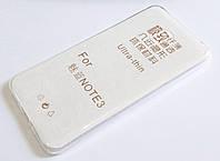 Чехол для Meizu M3 Note силиконовый ультратонкий прозрачный