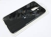 Чехол для Samsung Galaxy A6+ A605 2018 силиконовый Molan Cano Jelly Case матовый черный