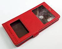Копия Чехол книжка с окошками momax для Xiaomi Mi 8 SE красный