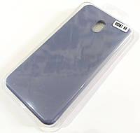 Чехол для Xiaomi Redmi 8A матовый Silicone Case Full Cover Macarons Color