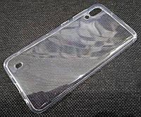 Чехол для Samsung Galaxy M10 M105F силиконовый прозрачный