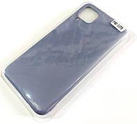 Чехол для Huawei P40 lite матовый Silicone Case Full Cover Macarons Color