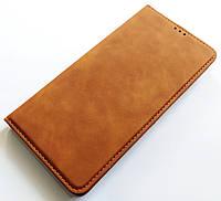 Чехол книжка Leather Book для Xiaomi Redmi Note 8T