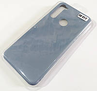 Чехол для Xiaomi Redmi Note 8T матовый Silicone Case Full Cover Macarons Color