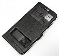 Чехол книжка с окошками momax для Huawei Y5p